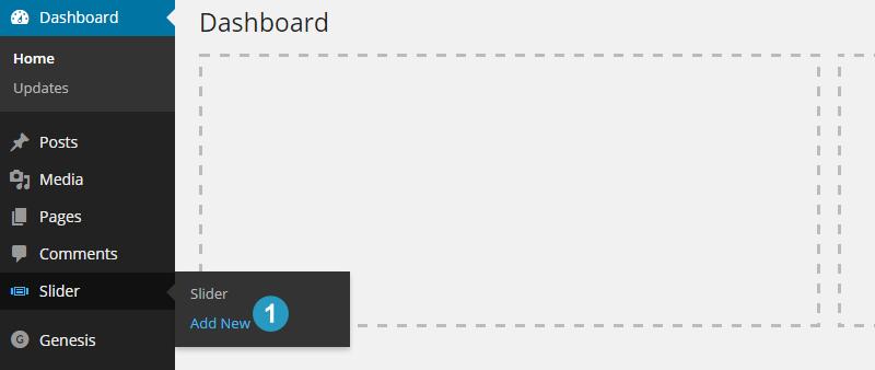 Flex Slider Custom Post Type