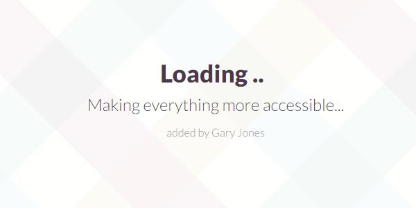 Making accessible - genesiswp slack quote